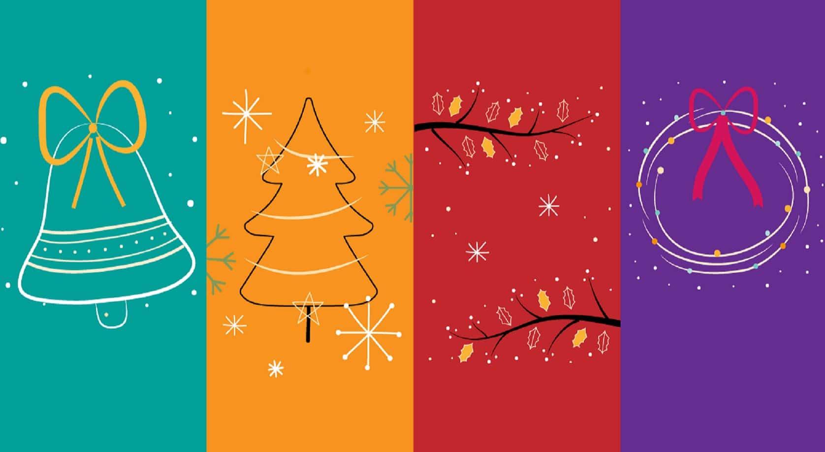 Calendrier des 4 semaines 2017 : Noël avant Noël